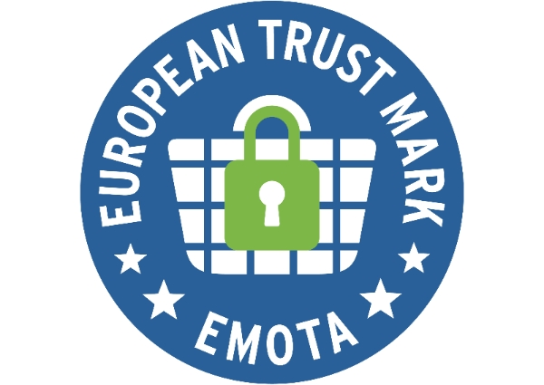 Verified by the EMOTA European Trustmark