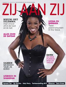 Cover zij aan zij, editie 1 2013