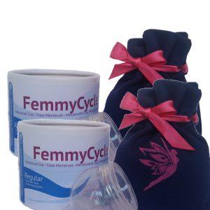 FemmyCycle Duo Voordeelpak
