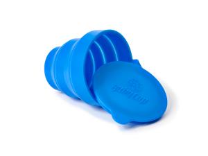 Ruby Cup Sterilisator voor herbruikbare Menstruatiecups (Blauw)