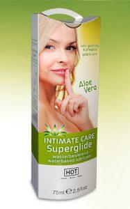 Hot Intimate Care Superglide Aloe Vera