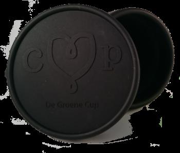 De Groene Cup Magnetronsterilisator voorkant