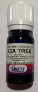 Biologische Tea Tree olie