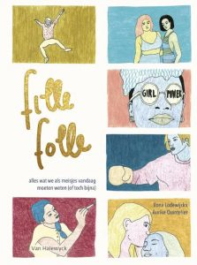 Cover Fille Folle